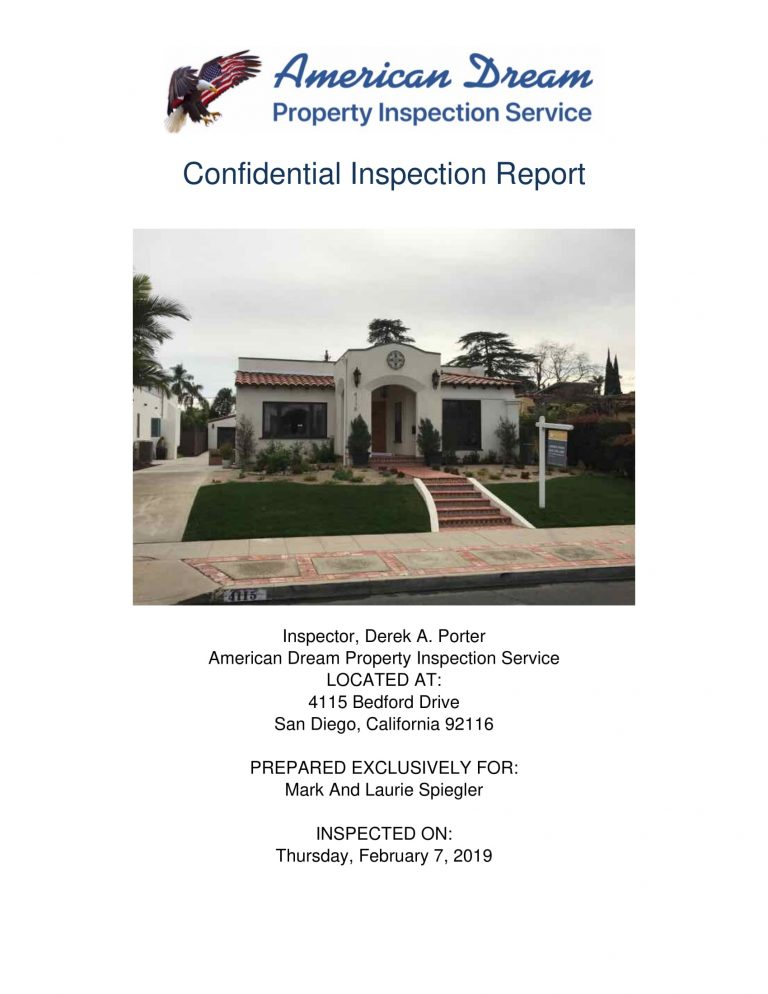 4115 Bedford Drive 01 768x994 - Residential Single Family Sample Inspection Report