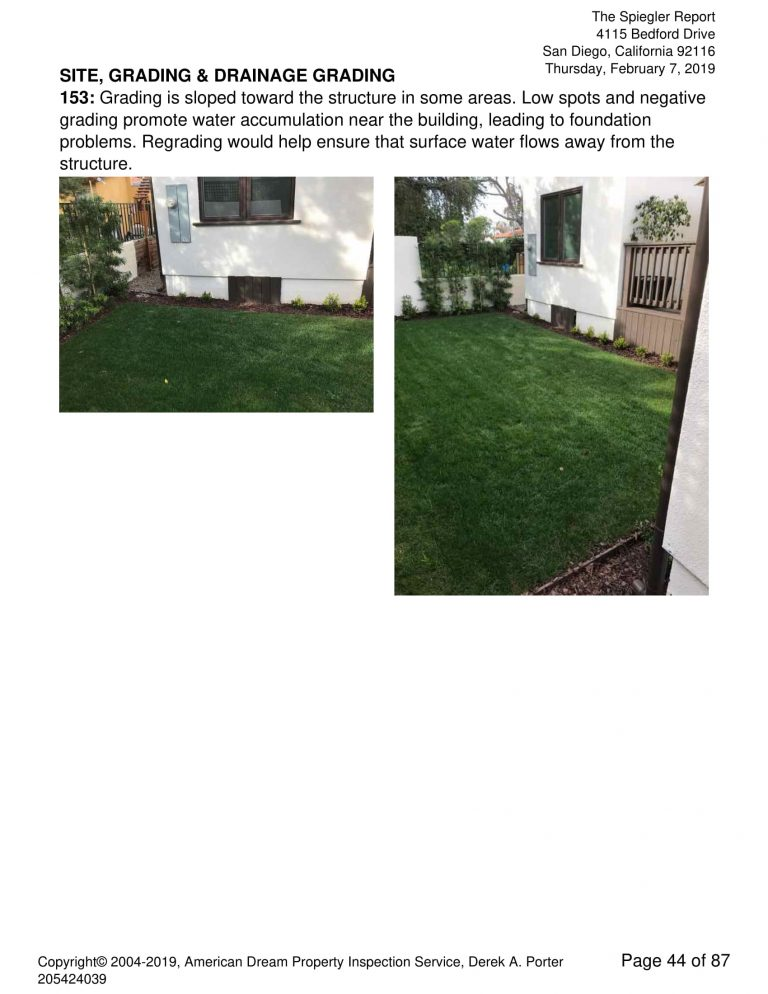 4115 Bedford Drive 44 768x994 - Residential Single Family Sample Inspection Report