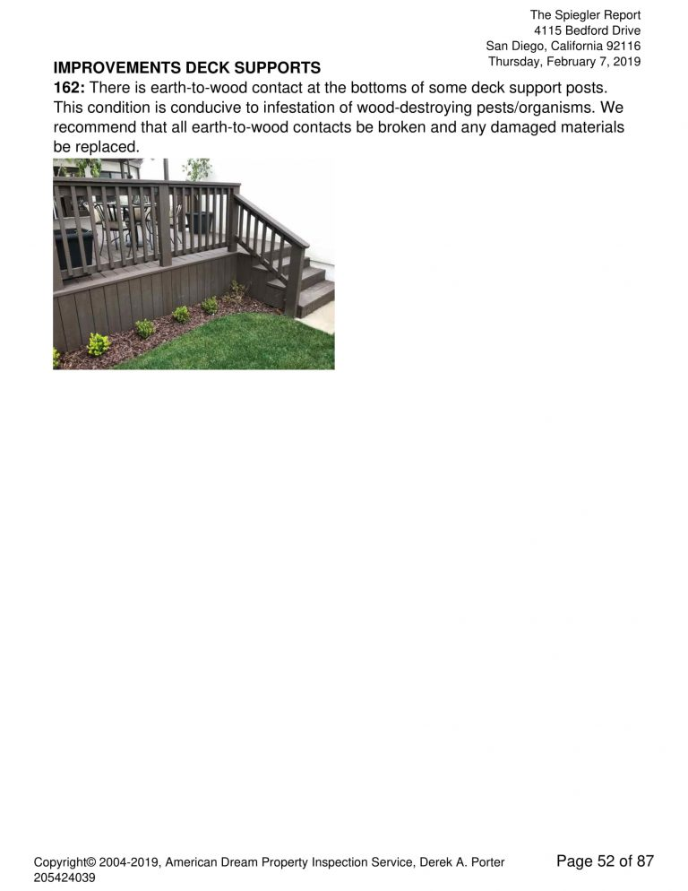 4115 Bedford Drive 52 768x994 - Residential Single Family Sample Inspection Report