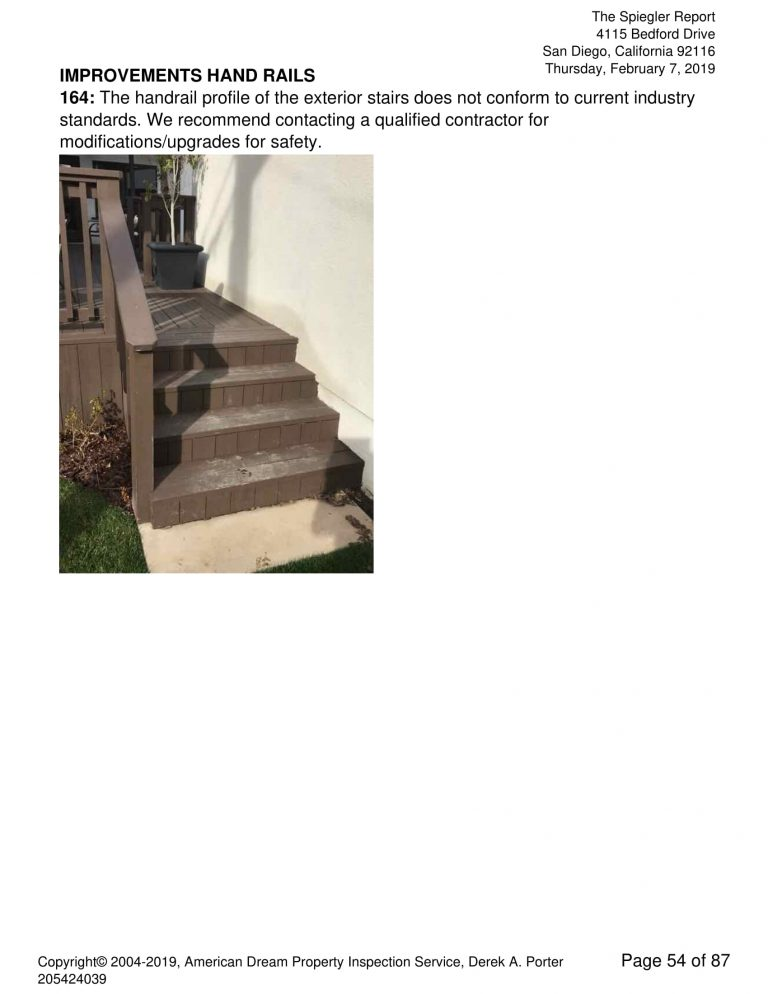 4115 Bedford Drive 54 768x994 - Residential Single Family Sample Inspection Report